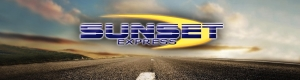 SUNSET EXPRESS LOGO