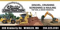 Winkler Construction